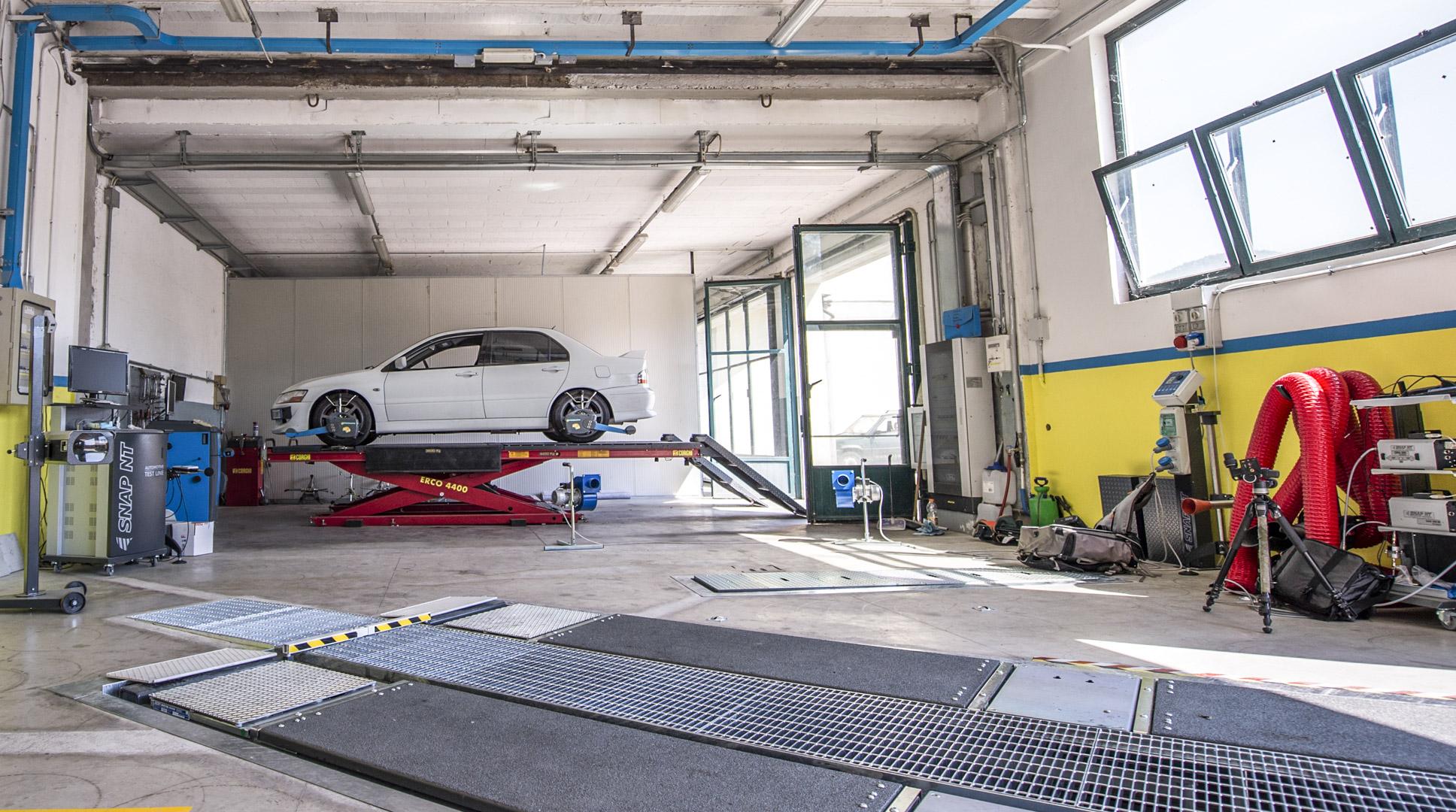 Mucci Service - Officina Auto e Moto a Ponte della Venturina