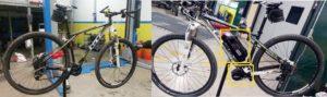 kit di elettrificazione bici
