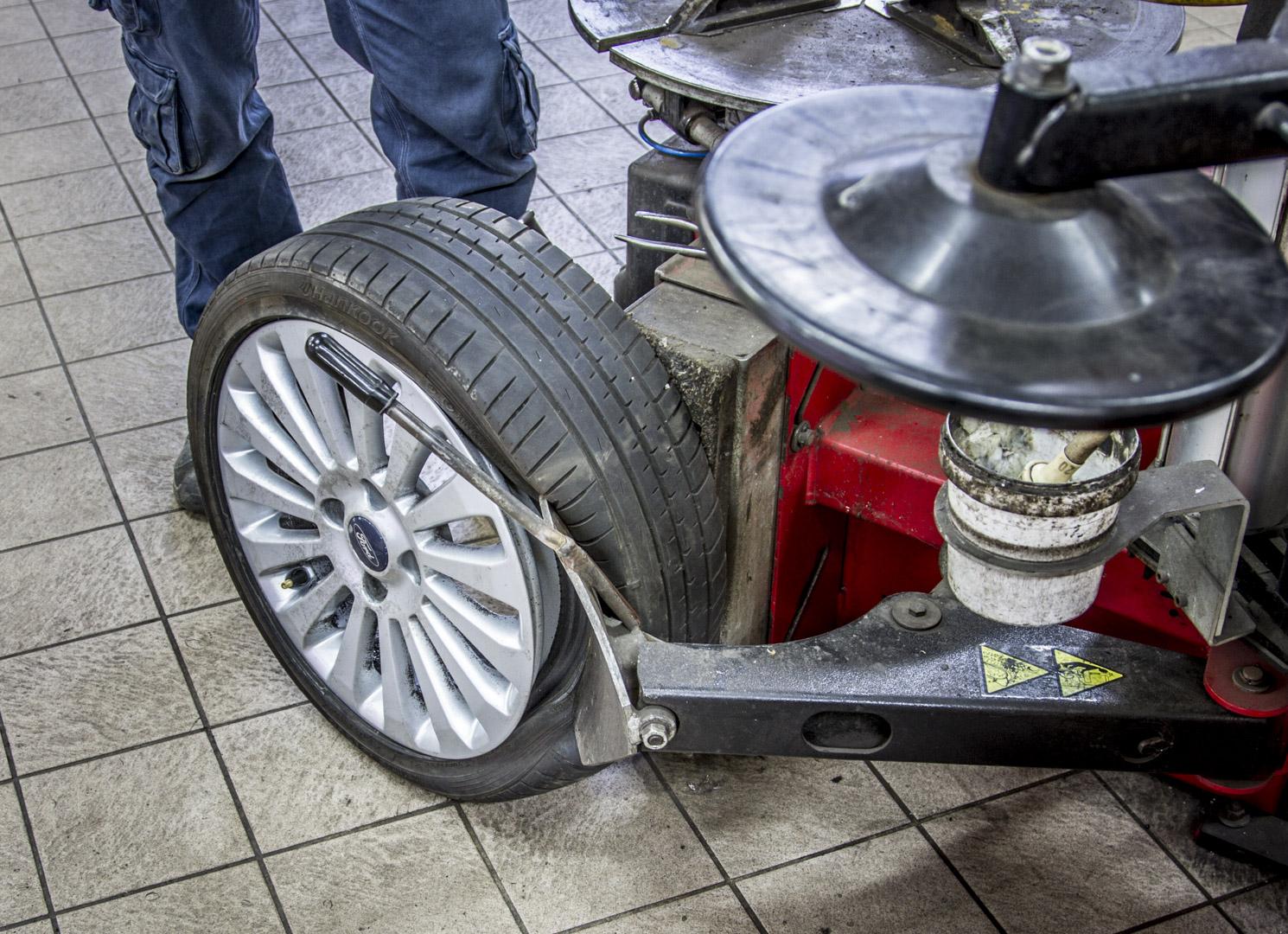 migliori tecnologie per i pneumatici