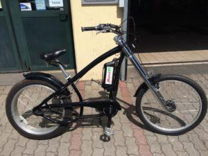 kit di elettrificazione bici - chopper