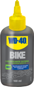 WD-40 BIKE Lubrificante Catena per condizioni asciutte