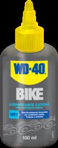WD-40 BIKE Lubrificante per condizioni umide