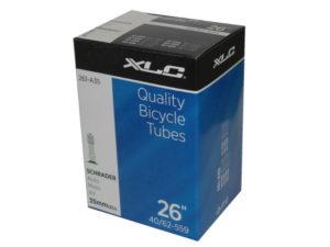 "XLC Camera d'Aria 26""x 1,5/ 2,5 Valvola Schrader"