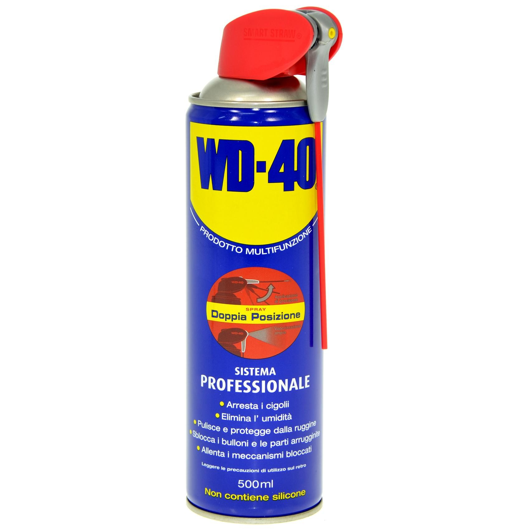 wd 40 prodotto multifunzione 500 ml mucci service. Black Bedroom Furniture Sets. Home Design Ideas