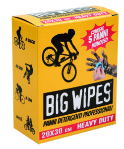 BARBIERI Conf. 5 Salviette BIG WIPES