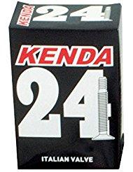 KENDA Camera d'Aria 24 x 1.5/75 Valvola Italia